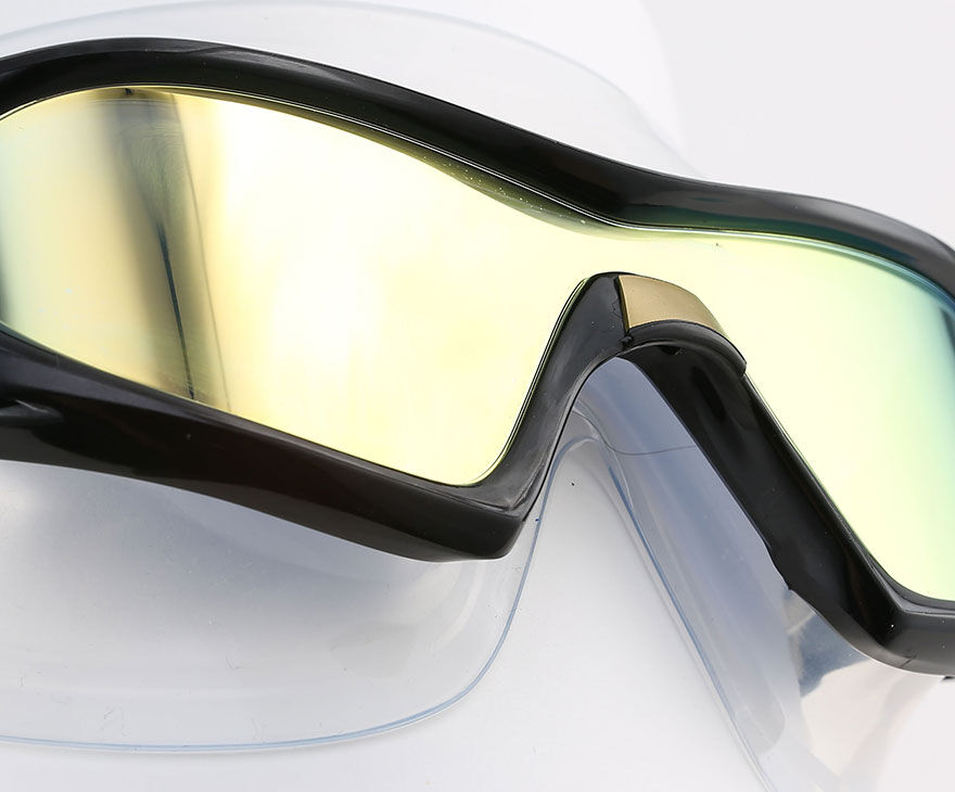 Patentierte gebogene Einglaslinse